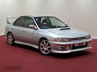 1995 Subaru Impreza WRX TURBO 4 WHEEL DRIVE - VERY CLEAN 4dr