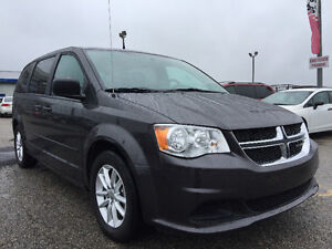 "2016 DODGE GRAND CARAVAN SXT FULL STOW""GO /REAR CAMERA /DVD/NAVI"