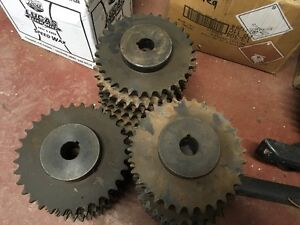 32 Tooth Sprockets
