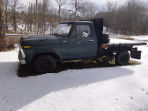 1977 ford flatbed