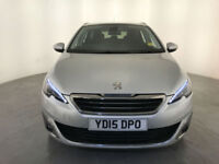 2015 PEUGEOT 308 ALLURE SW HDI BLUE DIESEL 1 OWNER SERVICE HISTORY FINANCE PX