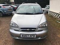 2007 Chevrolet Tacuma 2.0 auto CDX - 3Keepers - 2 Keys - Mot09/10/17