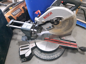 Bosch 3915 mitresaw for sale.