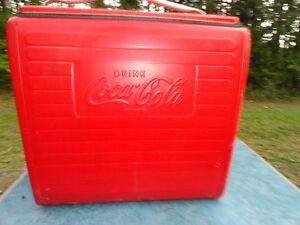 Coca Cola coolers