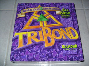 4 Tribond board games-Complete, excellent condition London Ontario image 3