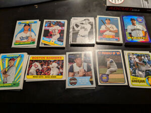 72 card lot 2018 Topps Heritage inserts/purple refractors