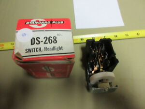 1987-02 Ford vehicles Standard ignition switch headlight #ds-268