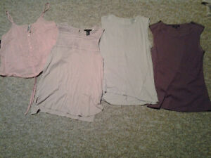 2$-5$-10$ Vestes-pantalons-gilets-robes-jupes-etc