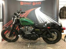 1991 H HARLEY-DAVIDSON SPORTSTER 883CC XLH 883 DELUXE