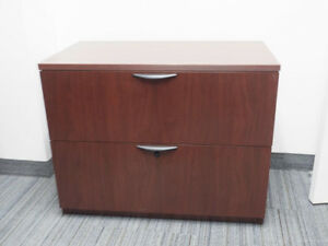 Excellent Wooden Filing Cabinet, Excellent Condition!