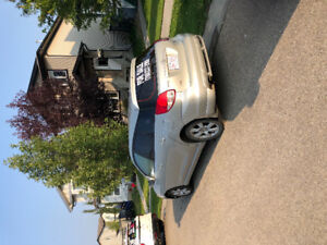 2003 Toyota Matrix Very Good On Gas