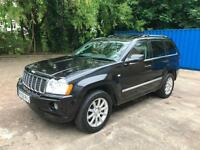Jeep Grand Cherokee 3.0 CRD V6 Overland Station Wagon 4x4 5dr