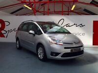 Citroen C4 Grand Picasso HDI VTR+ [1 PREVIOUS OWNER / FANTASTIC SPEC / MOT 09/17]