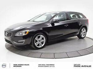 2015 Volvo V60 | BLIS PACKAGE + PARK ASSIST PILOT | BAS KM!