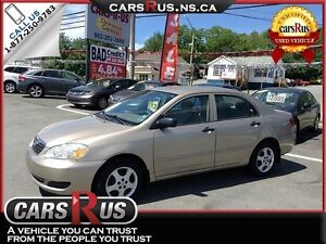 2005 Toyota Corolla CE, As-traded special!