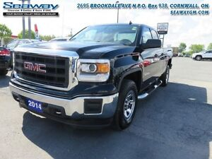 2014 GMC Sierra 1500 WT  -  Power Doors -  Cruise Control - $147
