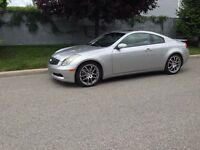 INFINITI G35 SPORT PACKAGE COUPE Fils Auxiliary V6 3.5L 2005