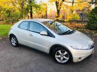2007 Honda Civic 1.8 i-VTEC SE Hatchback 5dr Petrol i-Shift (158 g/km, 138