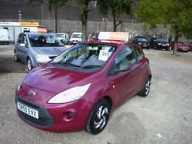 Ford KA 1.2 Studio Hatchback 3d 1242cc