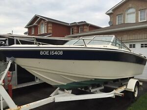 21' Celebrity Bow Rider power boat - priced to sell