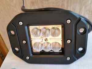 Flush mount or regular mount LED lights - New In Box