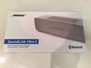 BOSE SoundLink Mini II Downtown-West End Greater Vancouver Area image 1