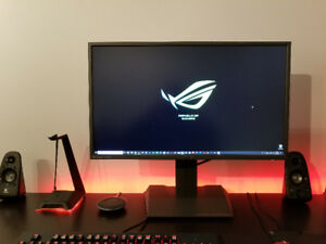 "ASUS MG279Q 27"" IPS LED 144Hz Gaming Monitor"