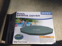 Intex 12 ft round pool cover