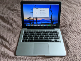 MacBook Pro 13-inch late 2012 4 GB Memory