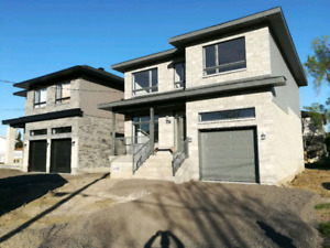 New House for Rent in Brossard Dist. A