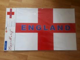Large England car van magnets