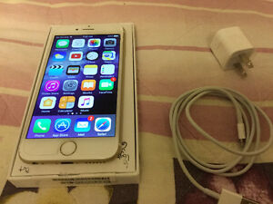 iPhone 6 Gold and Two iPhone 5s 16 GB Silver