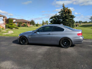 2008 BMW 3-Series 335i coupe RWD Coupe