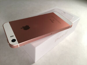 Brand new in the box iPhone SE