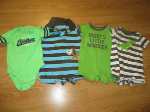Baby boy 6-9 month clothing