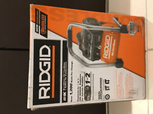 Rigid gen 5x brushless 18v 1 gallon air compressor (BNIB)