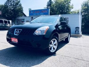 2010 Nissan Rogue FWD 4dr financing available for every one