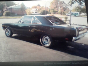 69 DODGE DART FOR SALE