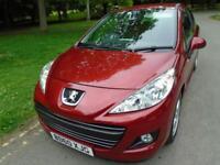 Peugeot 207 1.4 75 Millesim. FSH. LOW MILES. WARRANTY. GREAT SPEC.