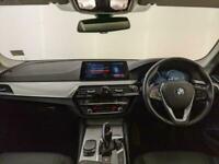 2018 BMW 520D SE AUTO VIRTUAL DASH LEATHER HEATED SEATS ADAPTIVE LED SVC HISTORY