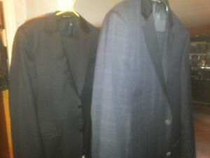 Canali Suit Made In Italy Two Suits New