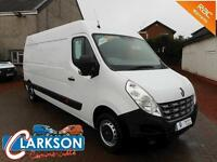 Nov '14 Renault Master LM35DCi 125ps/6speed,