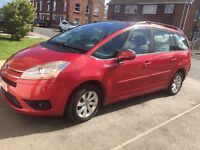 2007 CITROEN GRAND PICASSO automatic 7 seater