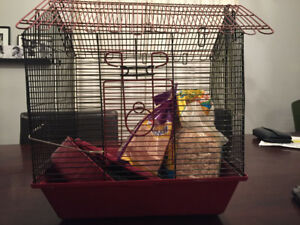 Large hamster/mouse cage
