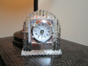 Clock  battery operated