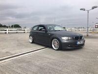 2008 BMW 116i 3 door modified *lots of money spent*
