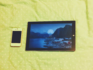 """Microsoft Surface 3 PC/Tablet 64GB 10.8"""""""