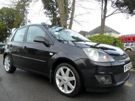 FORD FIESTA 1.2 2007 ZETEC COMPLETE WITH M.O.T HPI CLEAR INC WARRANTY