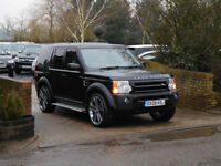 2008 08 Reg Land Rover Discovery 3 2.7 TDV6 HSE