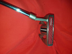 Tigershark golf putter right hand with superstroke fat grip